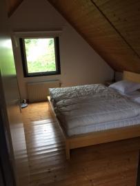 das große Schlafzimmer