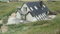 Dänemark: Ferienhaus direkt in den Dünen 75 m von der Nordsee. Es gibt wenig Orte so nah am Meer!!