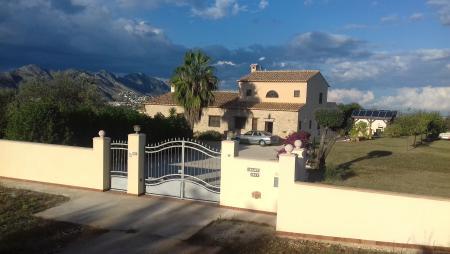 Ferienwohnung in Orba (Alicante)