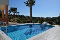 Ferienhaus mit privatem Pool und großem Garten  nah Rethymnon auf Kreta