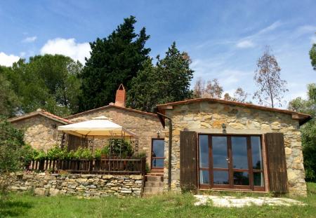 Ferienhaus in Monteverdi Marittimo