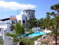 Die Ferienwohnung mit sonniger Terrasse bietet Platz für 4 Personen.