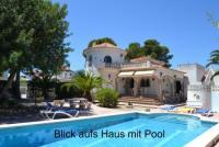 Für 2-6 Personen: Traumhafte Villa in ruhiger, sonniger Lage in Miami Platja.