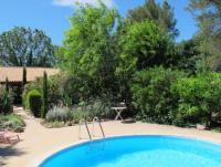 Charmantes Ferienhaus mit Pool und großem Garten in St.Antonin du Var in der Provence zu vermieten