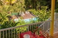 Ferienhaus in Bouillante an der Westküste von Guadeloupe auf dem Inselteil Basse-Terre zu vermieten