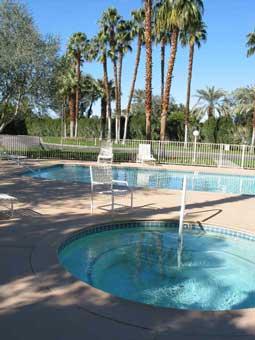 Ferienhaus in Palm Springs - Palm Desert