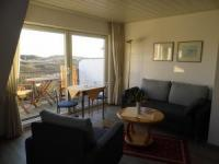 Ferienwohnung auf der Nordseeinsel Juist im 'Haus Iris' für maximal 2 Personen. 5 min zum Strand!