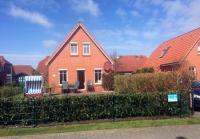 Freistehendes Ferienhaus im Friesenstil in Neßmersiel, Wohnfläche 90 m², max. 6 Pers. + 1 Kleinkind