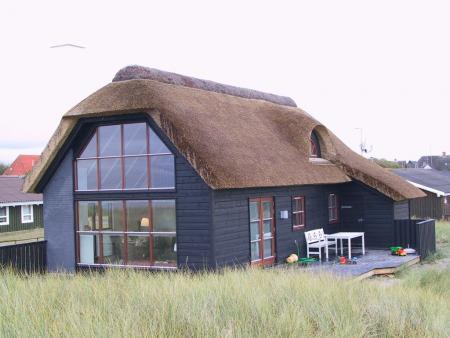 Ferienhaus in Vesteroe - Insel Laesoe