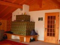 Ferienwohnung für 4 Personen in Jaun, Fribourg. Küche, Bad/Dusche/WC, Wohn- sowie 2 Schlafzimmer.