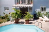 Große Ferienwohnung für 2-6 Personen im Südwesten von Martinique in der Karibik