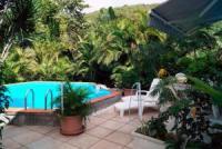 Pool-Apartment für 2 bis 4 Personen im Südwesten von Martinique in der Karibik