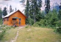 Chalet in Kanada, British Columbia, für max. 6 Personen, mit 3 Schlafzimmern und großer Terrasse