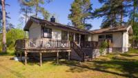 Freistehendes Ferienhaus 70 m² mit großer Terrasse und 3 Schlafzimmern für 4 Erwachsene und 2 Kinder