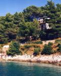 Kleines Ferienhaus für 5 Personen in Kroatien, Dalmatien, auf der  Insel Dugi Otok