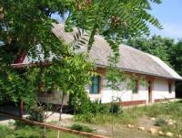Freistehendes altes Bauernhaus mit großem eingezäuntem Garten in der Kleinen Puszta, Ungarn