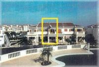 Ferienhaus bei Torrevieja für 6 Personen in ruhiger Anlage mit Blick auf den Gemeinschafts-Pool.