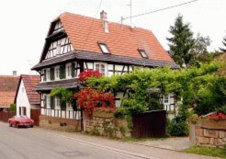 Ferienwohnung in Seebach
