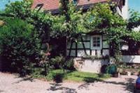 Ferienwohnung für 4 Personen im Elsass