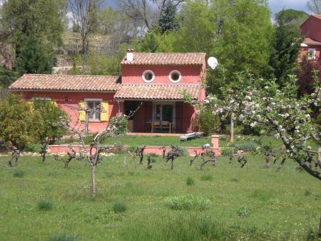 Ferienhaus in Entrecasteaux