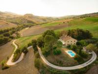 Freistehendes Ferienhaus in Montefelcino in der Region  Marken in Italien von privat zu vermieten