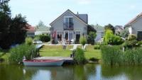 Haustierfreies Nichtraucher-Ferienhaus für 6 Personen in Makkum am Jisselmeer; 2 Parkplätze