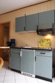 Integrierte Miniküche Apartment III