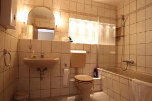 Badezimmer Appartement II