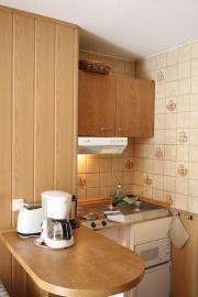 Integrierte Miniküche Apartment II