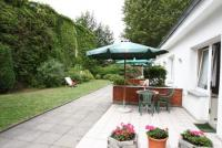 Ferienwohnung für 2 Personen in Zinnowitz an der Ostsee mit kombiniertem Wohn-/Schlafzimmer .