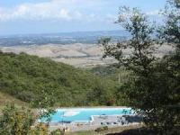 Ferienwohnung Moraiolo in der Toskana für 4 - 6 Personen auf zwei Stockwerken