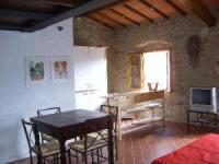 Ferienwohnung Leccino in der Toskana für 2 - 4 Personen auf zwei Stockwerken