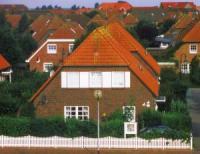 Haus an der Harle - Ferienhaus im Nordseebad Carolinensiel mit kleinem Garten