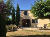 Ferienhaus mit grossem Garten  am Rande von St. Etienne-les-Orgues - zwischen Manosque & Sisteron