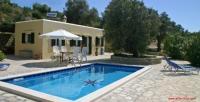 Ruhig gelegen, Südkreta: Freistehendes Ferienhaus Villa Ilios mit Pool und traumhaftem Panoramablick