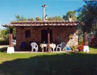 Kleines Ferienhaus in Gavorrano, Toskana, mit privatem Pool von Privat zu vermieten.