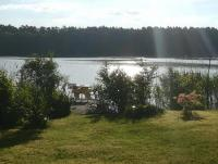 Kleines Paradies direkt am Molchowsee in der Nähe von Alt Ruppin (Brandenburg).